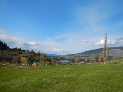 44.61 Incredible Acres Bordering Kalamalka Lake Provincial Park