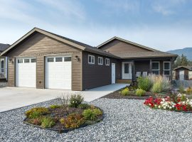 Modern 2 Bedroom + Den Home in 40+ Community in Vernon