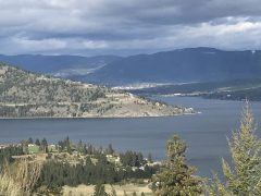 1.98 Acre Okanagan Lake View Lot