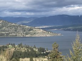 1.93 Acre Okanagan Lake View Lot