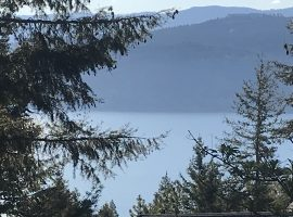 Okanagan Lake View Lot in Westshore Estates on 0.34 Acres