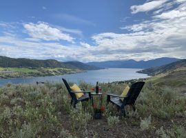 Spectacular Okanagan Lake View on 0.41 Acre Lot