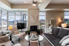 Luxury Lake View Condo in Kelowna